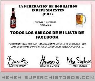Diploma Borrachos Memes Chistosos Para Facebook Borrachos Imagen Para Facebook