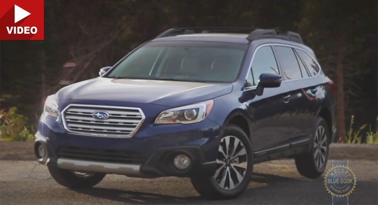 There S Little Not To Like About The Subaru Outback Review Finds Carscoops Subaru Outback Subaru Outback