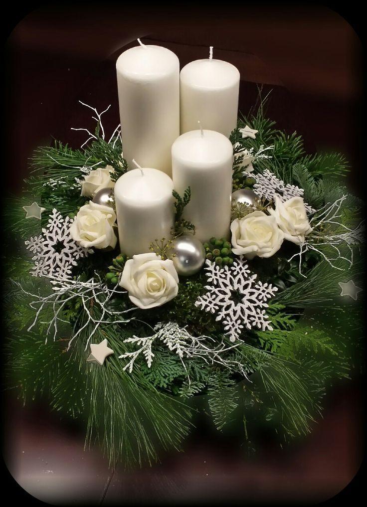 Adventskranz diy selfmade JR - #Adventskranz #DIY #JR #Selfmade #weihnachtsdekohauseingangaussen