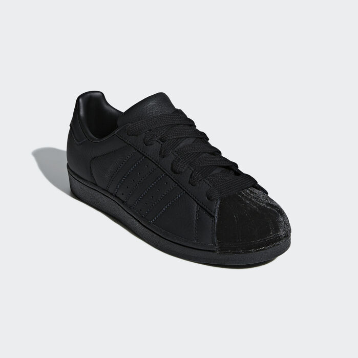 37e191487b Superstar Shoes Black Womens in 2019 | Products | Adidas superstar ...