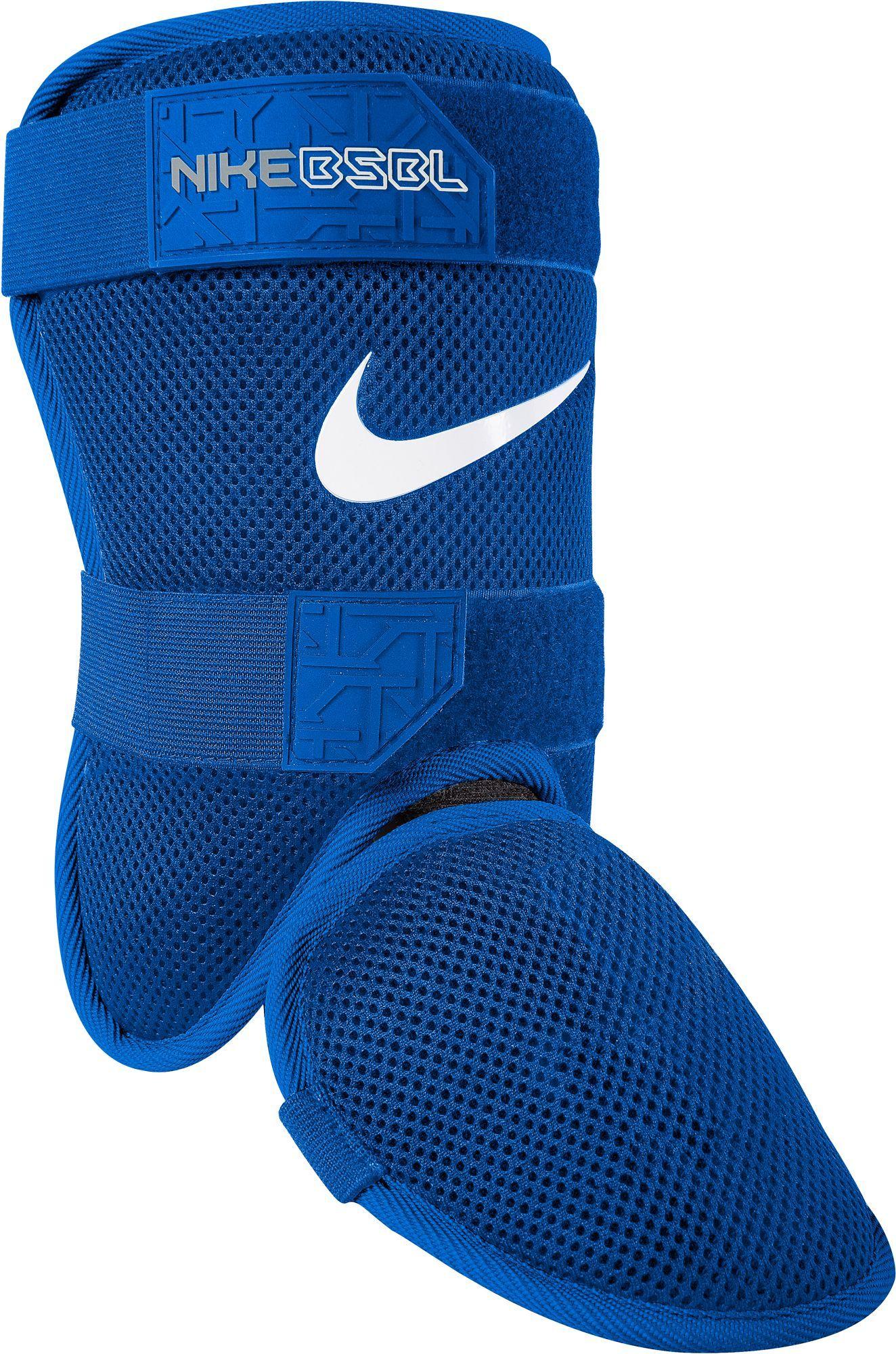 3e33fc472 Nike BPG 40 Baseball Leg Guard 2.0, Blue in 2019 | Products ...