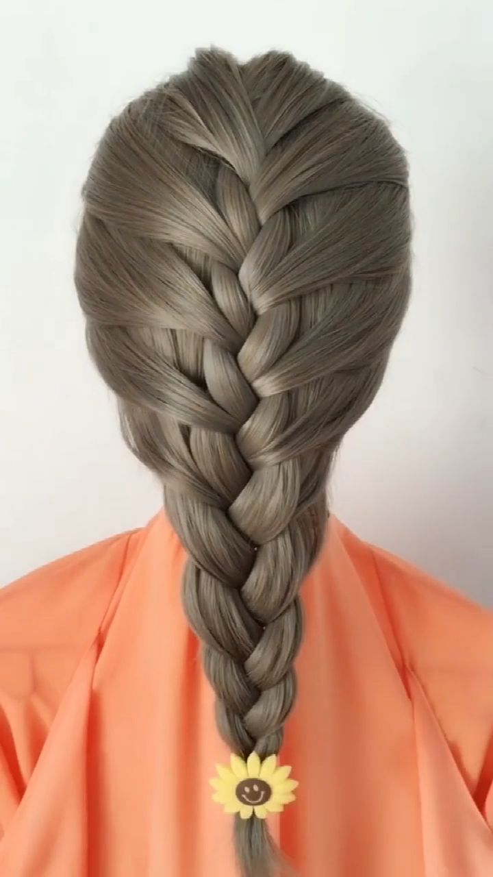 Hairstyle Tutorial 918