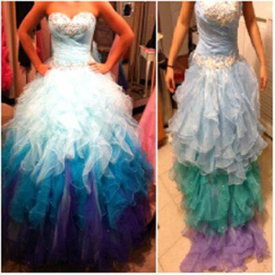 This is a prom gown but still a counterfeit gown from China