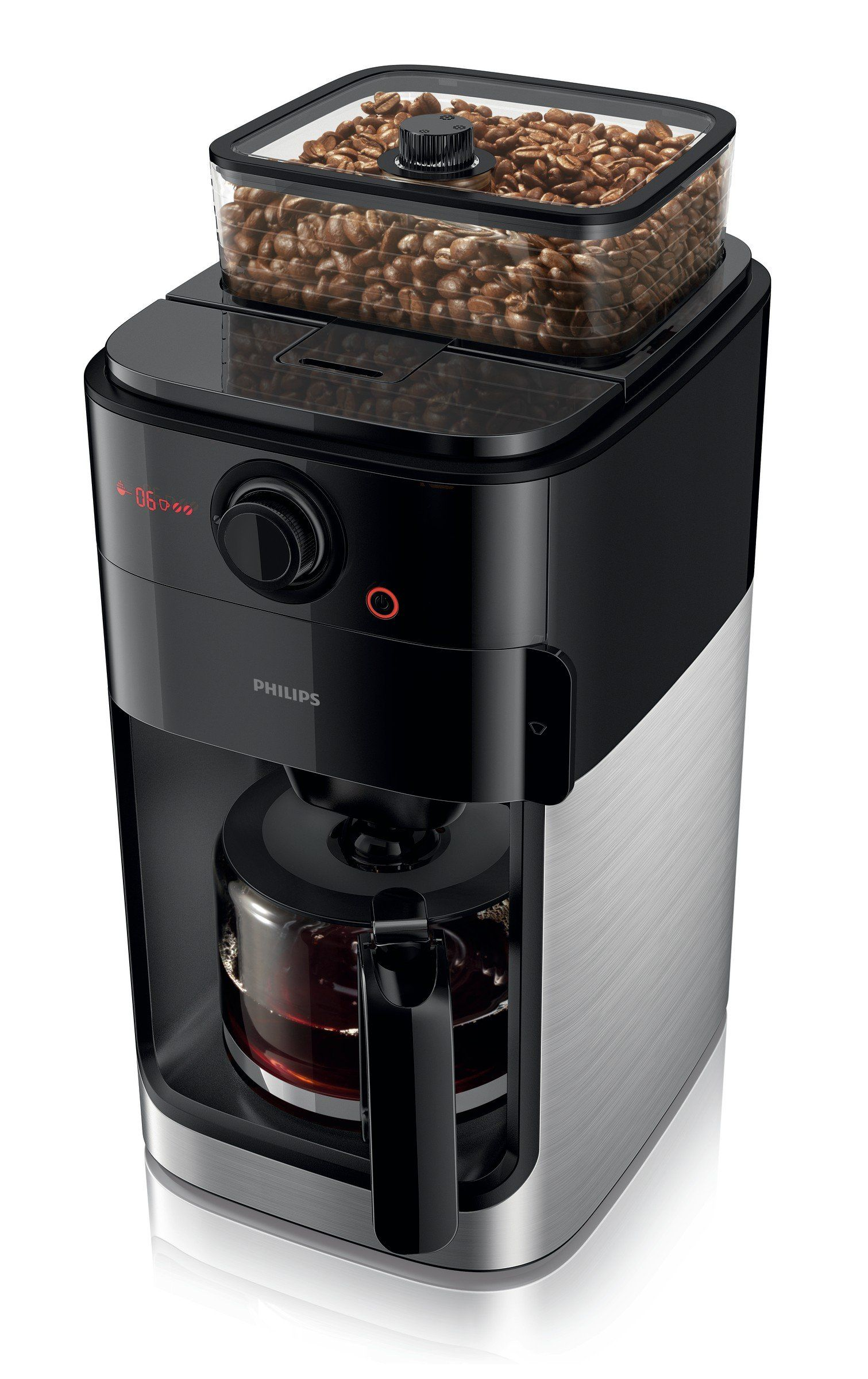Philips Grind and Brew Coffee maker 220 Volt 60Hz C type