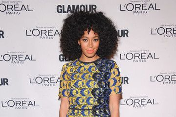 Solange Knowles 2012 GLAMOUR Women Of The Year Awards