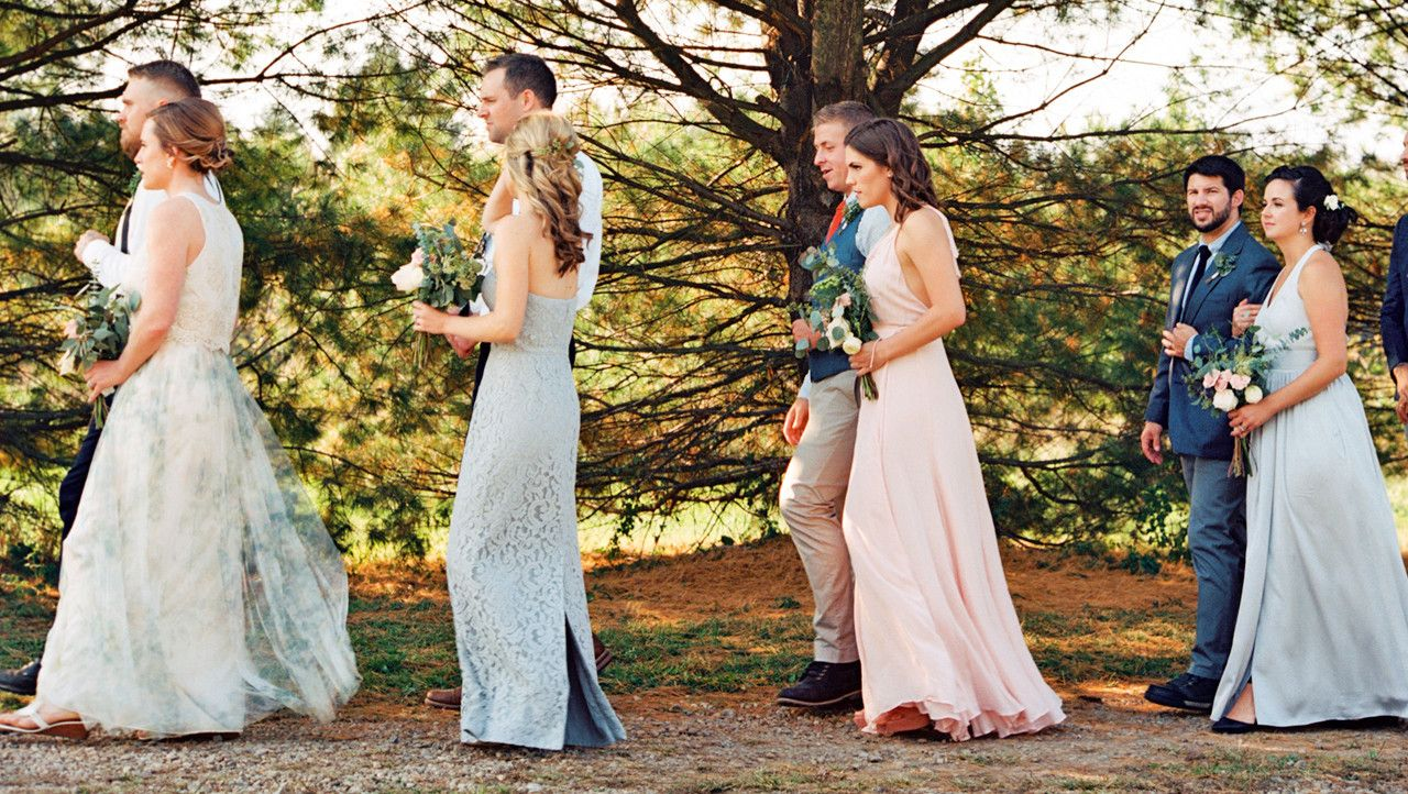 Martha Stewart Daughter Wedding.How To Choose The Perfect Processional Music Guys Plan