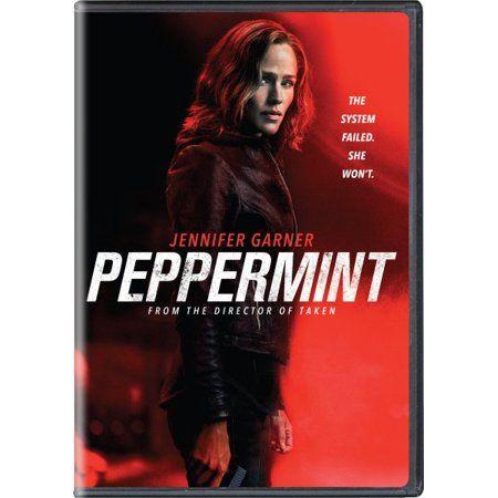 Movies Tv Shows Jennifer Garner Peppermint Dvd