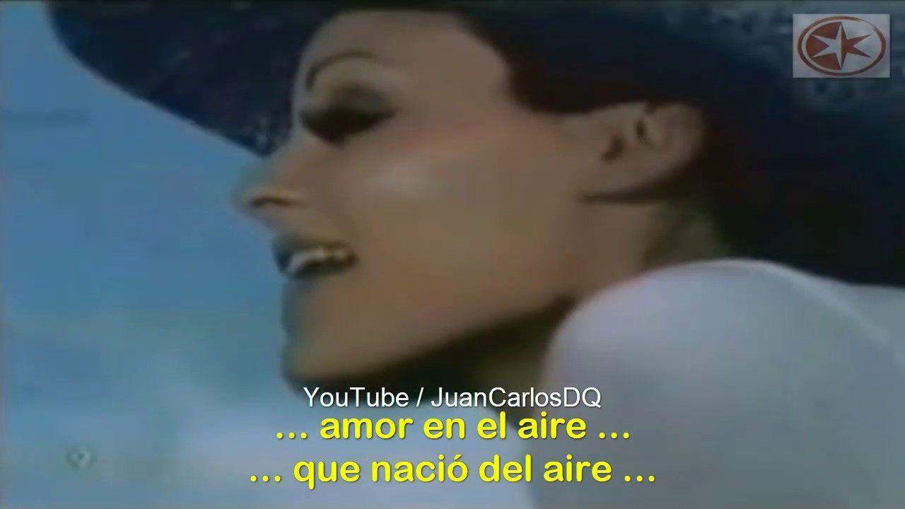 Amor En El Aire Rocio Durcal Amor En El Aire Peliculas De Amor Durcal