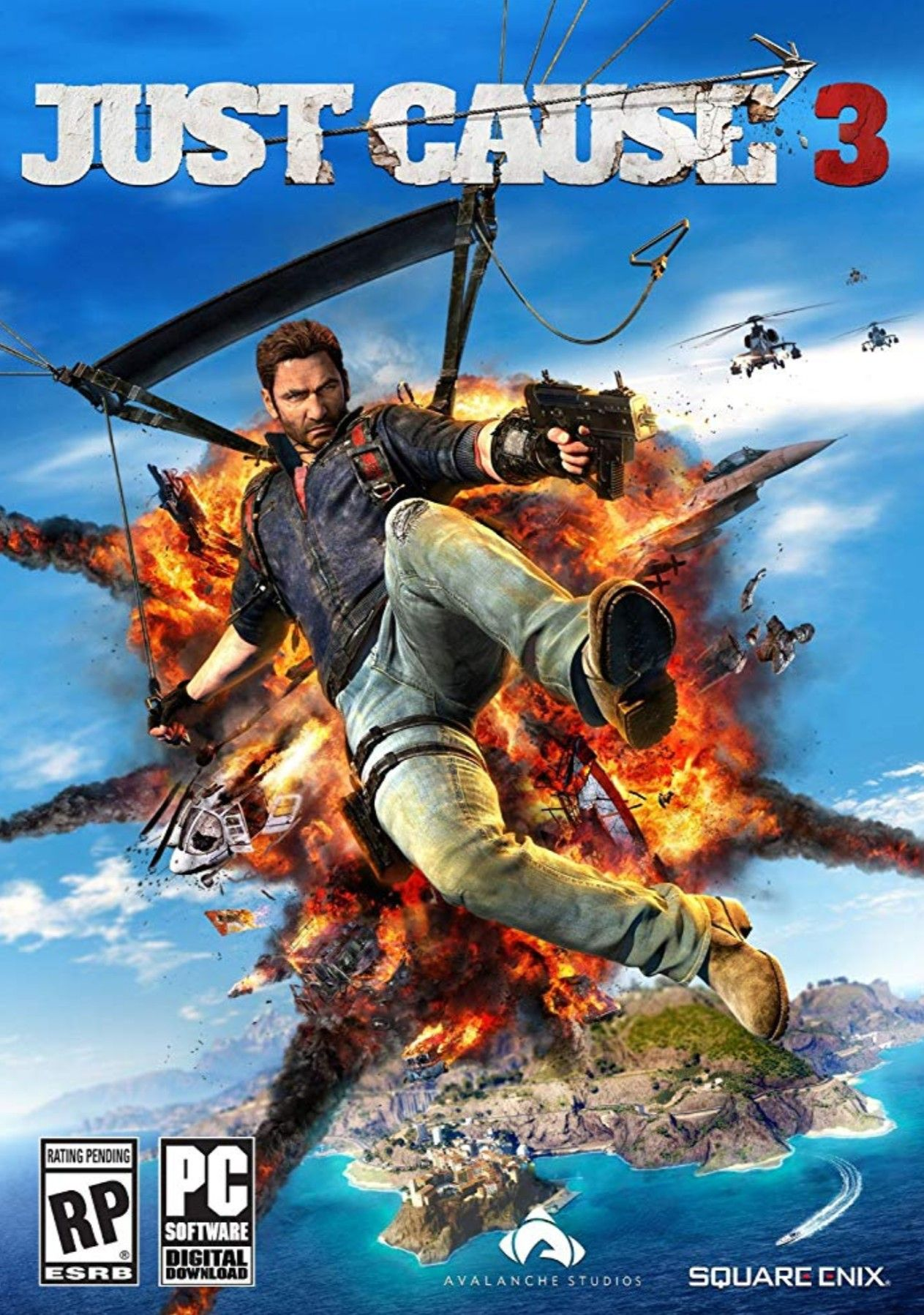 Pin by Adeeb Alnabulsi on Games in 2020 Just cause 3