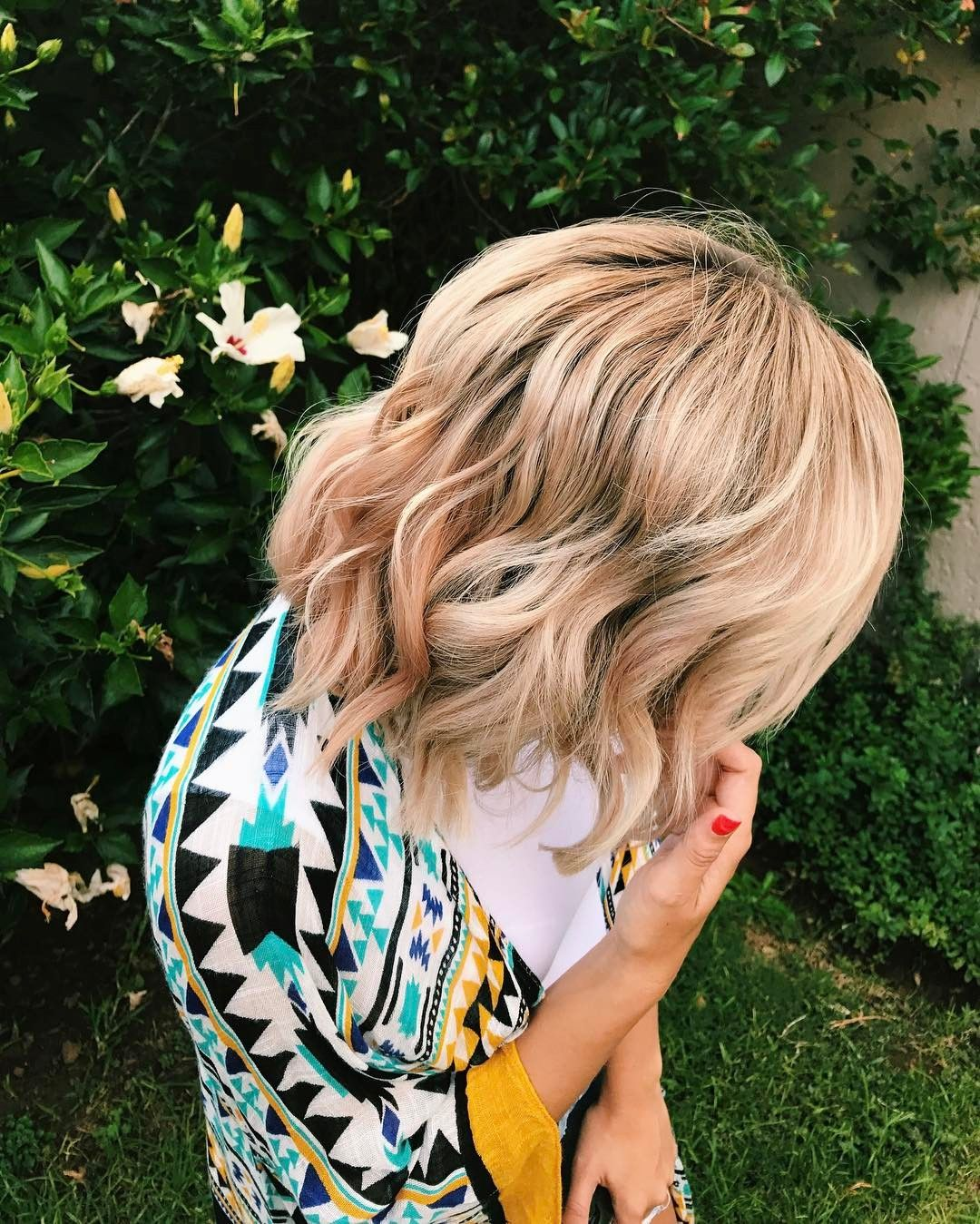 cool 30 Stunning Ways to Wear Rose Gold Hair -- Top Notch Beauty and Glamour