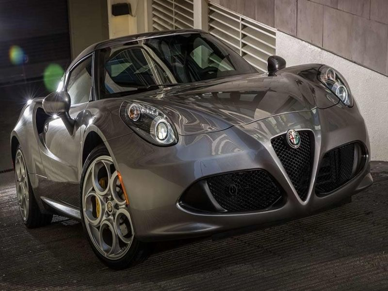 2017 Alfa Romeo 4c New Car S Price News Carsguide In The