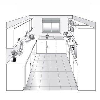 Plan de cuisine en U | Decoration and Kitchens