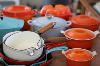 My Le Creuset Collection - Vintage, Retro and new :-)