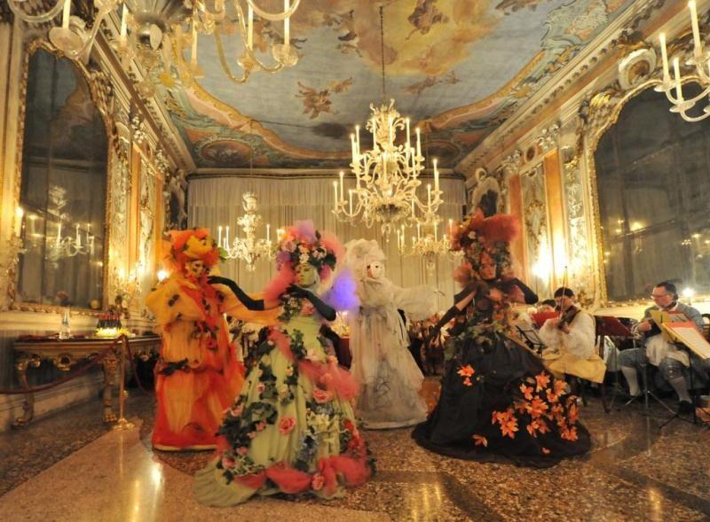 Francois Illas New Tradition: CARNIVAL OF VENICE 2013 - Program & Tickets