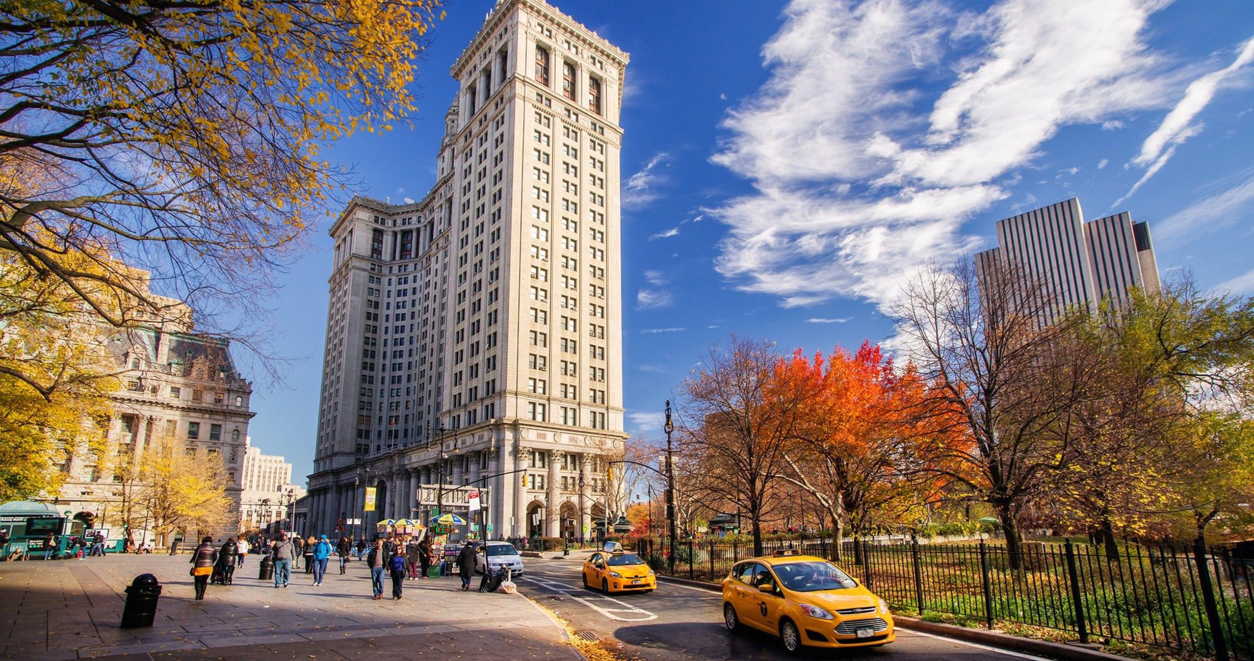 New York Manhattan 14 4k Ultra Hd Wallpaper Usa Wallpaper Autumn Wallpaper Hd Wallpaper