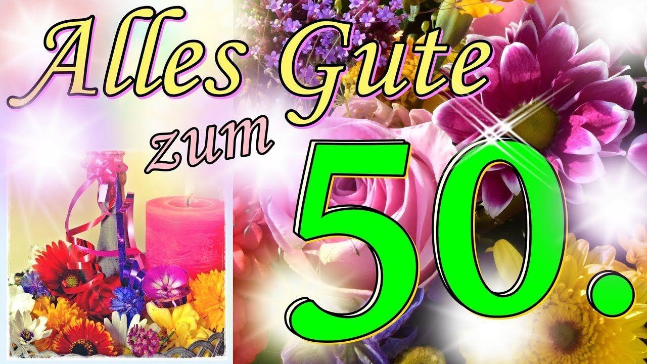 Drucke Selbst Lustige Einladung Zum 50 Geburtstag