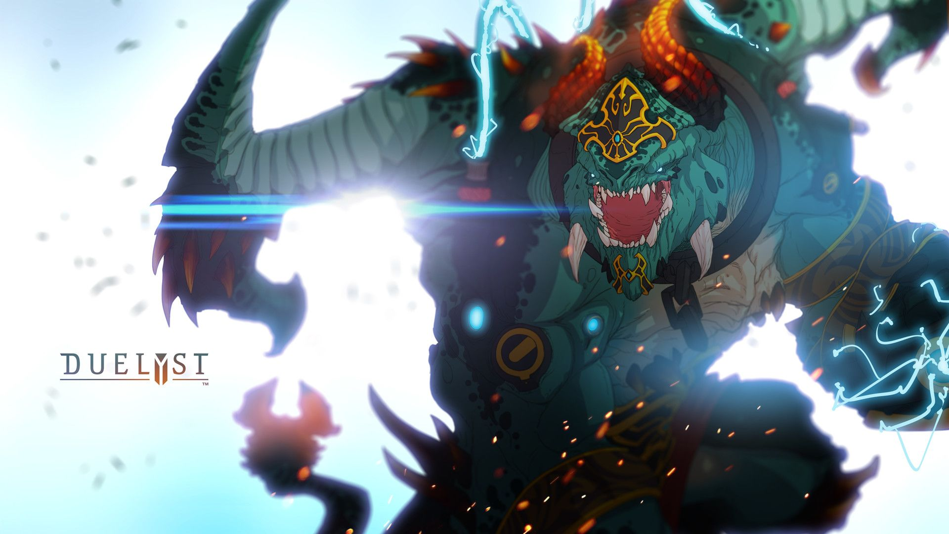 ArtStation DUELYST, chris xia War Game inspiration in