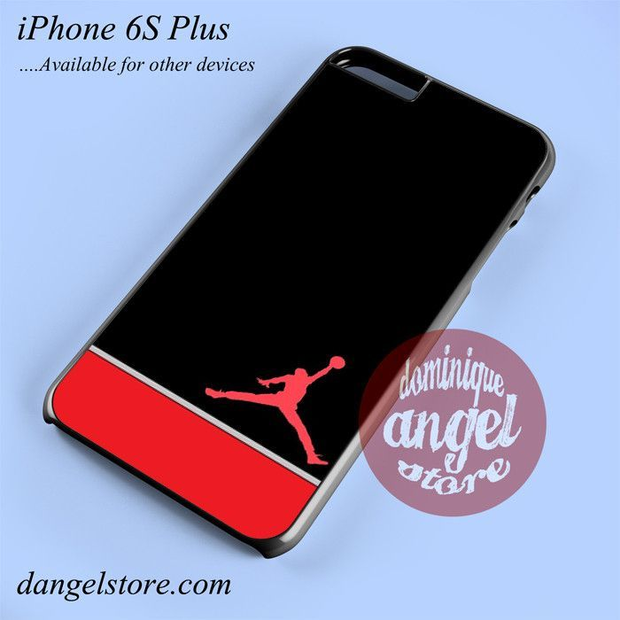 Air Jordan Red White Phone case for iPhone 6S Plus and another iPhone  devices fc085b4ea9f