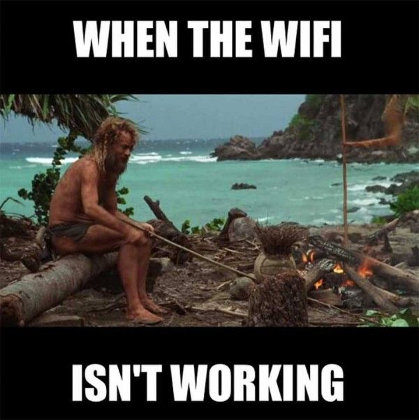 When the wifi isnt working - meme | Most hilarious memes ...