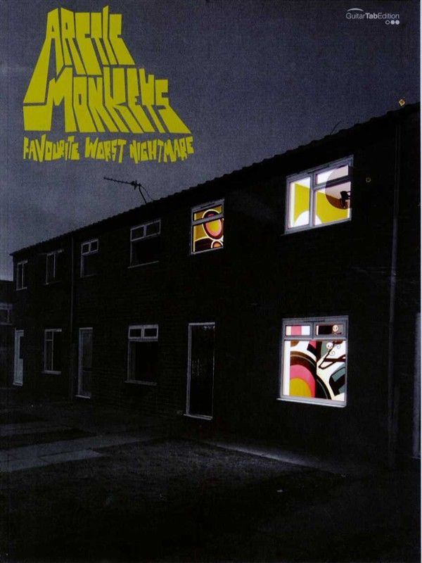 Arctic Monkeys Favourite Worst Nightmare Guitar Tab 163