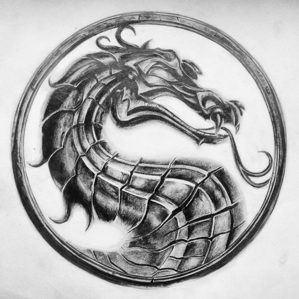 Tattoo Designs Mk: Considering Getting This, Since I Was Named After A Mortal