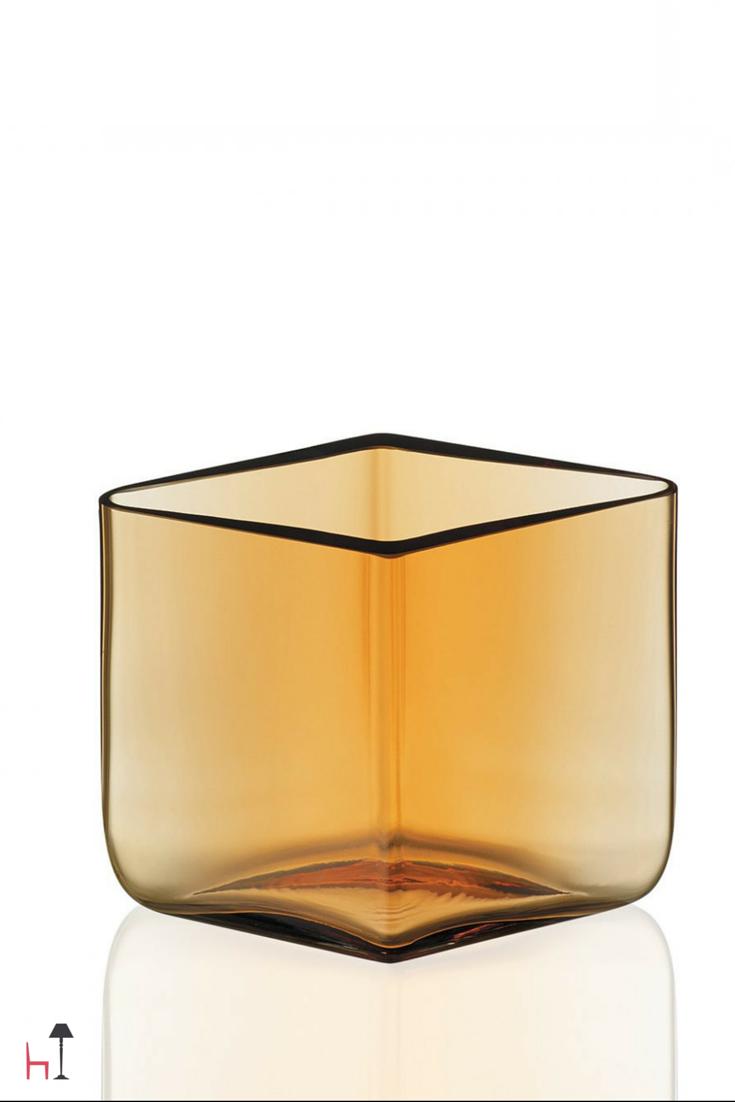 Small Ruutu vase