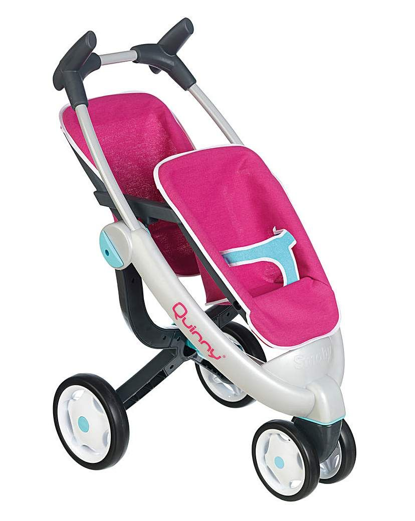 Quinny Zapp Zubehör Quinny Twin Pushchair Quinny Twin Pushchair Take Your Twin