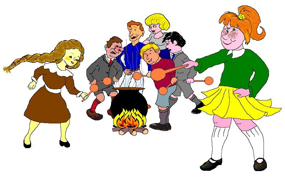 Jenno's Proverbs 146: Too many cooks, spoil the broth... http://www.peterstjohn.net/index_5.htm