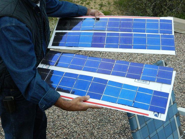 Diy Solar Panel Build Tutorial Diy Solar Panel Solar Panels Diy Solar