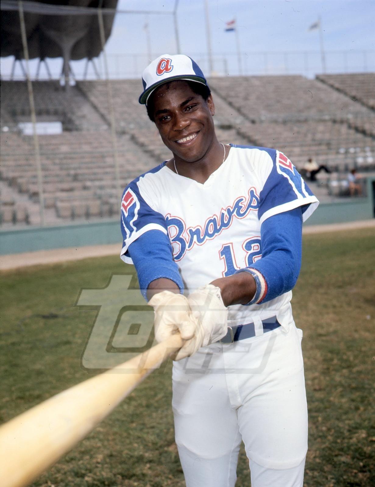 Dusty Baker Atlanta Braves Braves Sports Baseball