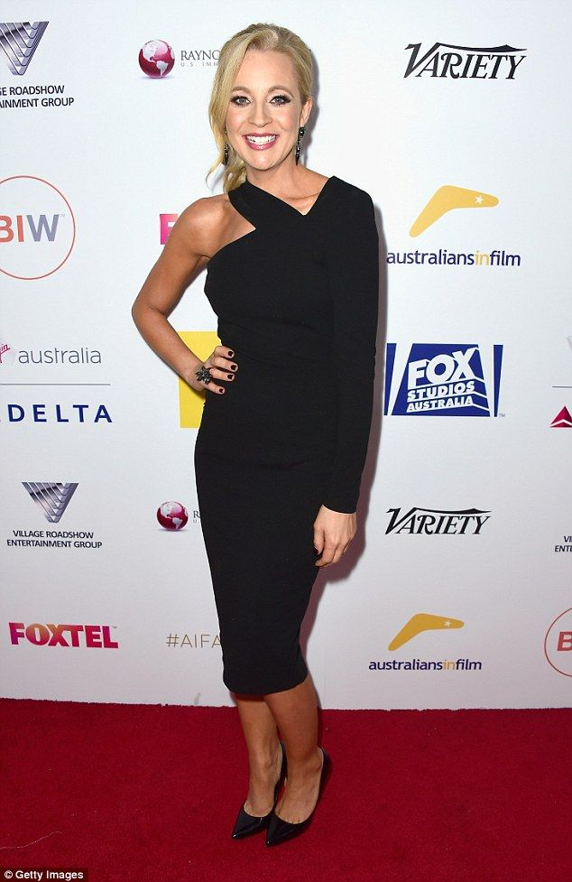 where to buy prom dresses online: Red carpet ready! Carrie Bickmore ...