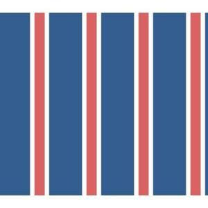 Maybe Wallpaper For Harrisons Room Striped Wallpaper Blue And White Wallpaper Wallpaper Companies
