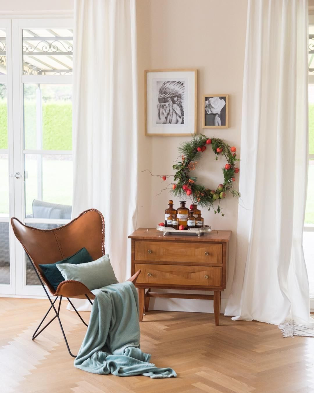 Butterfly Chair Leder Ein Klassiker In Leder Der Butterfly Chair Verleiht Eurem