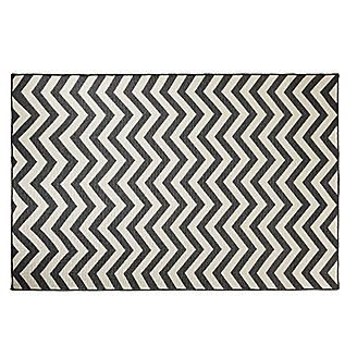 Chevron Reversible Flat Weave Rug From Seventh Avenue Apartment