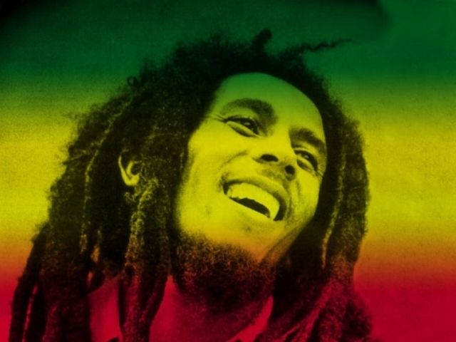 The colours of irie feeling...the man who's still worth hearing
