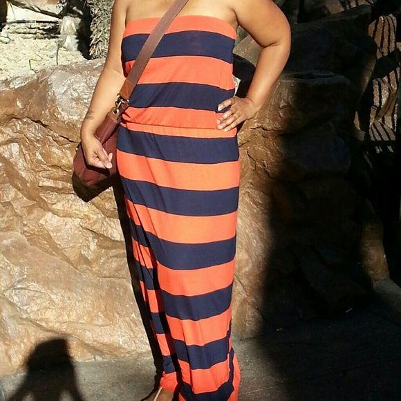 Maxi dress belly fat