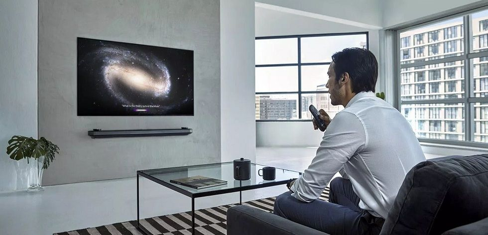 Lg S 2019 Oled Tvs Are With Airplay 2 Oled Tv Tvs Kit Homes
