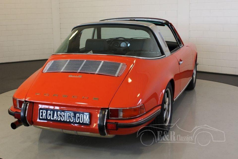 Porsche classic cars for sale | Porsche 911 2.2S Targa 1969, German car, bare me…