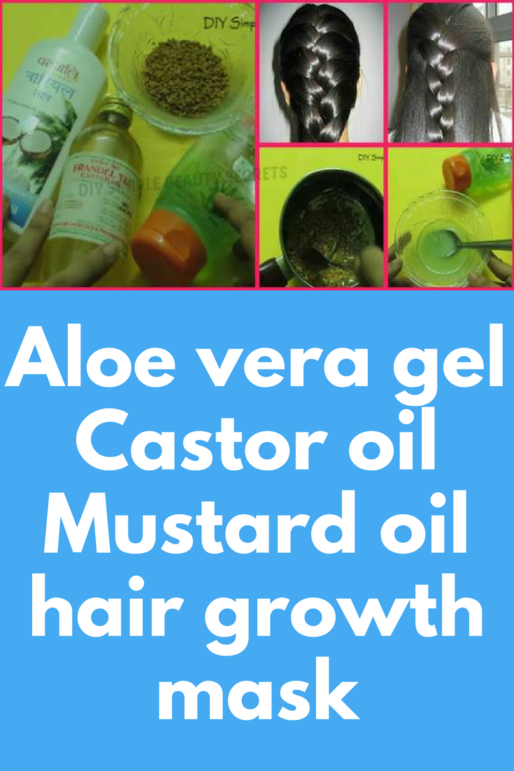 These 3 Ingredients Can Do Magic On Your Hair In Just 1 Night Mustard Oil For Hair Fresh Aloe Vera Aloe Vera Hair Growth