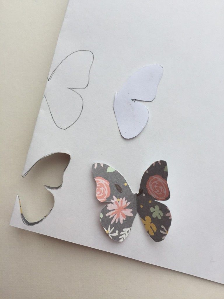 How to Make a Butterfly Mother\'s Day Card (Hobbycraft Blog ...