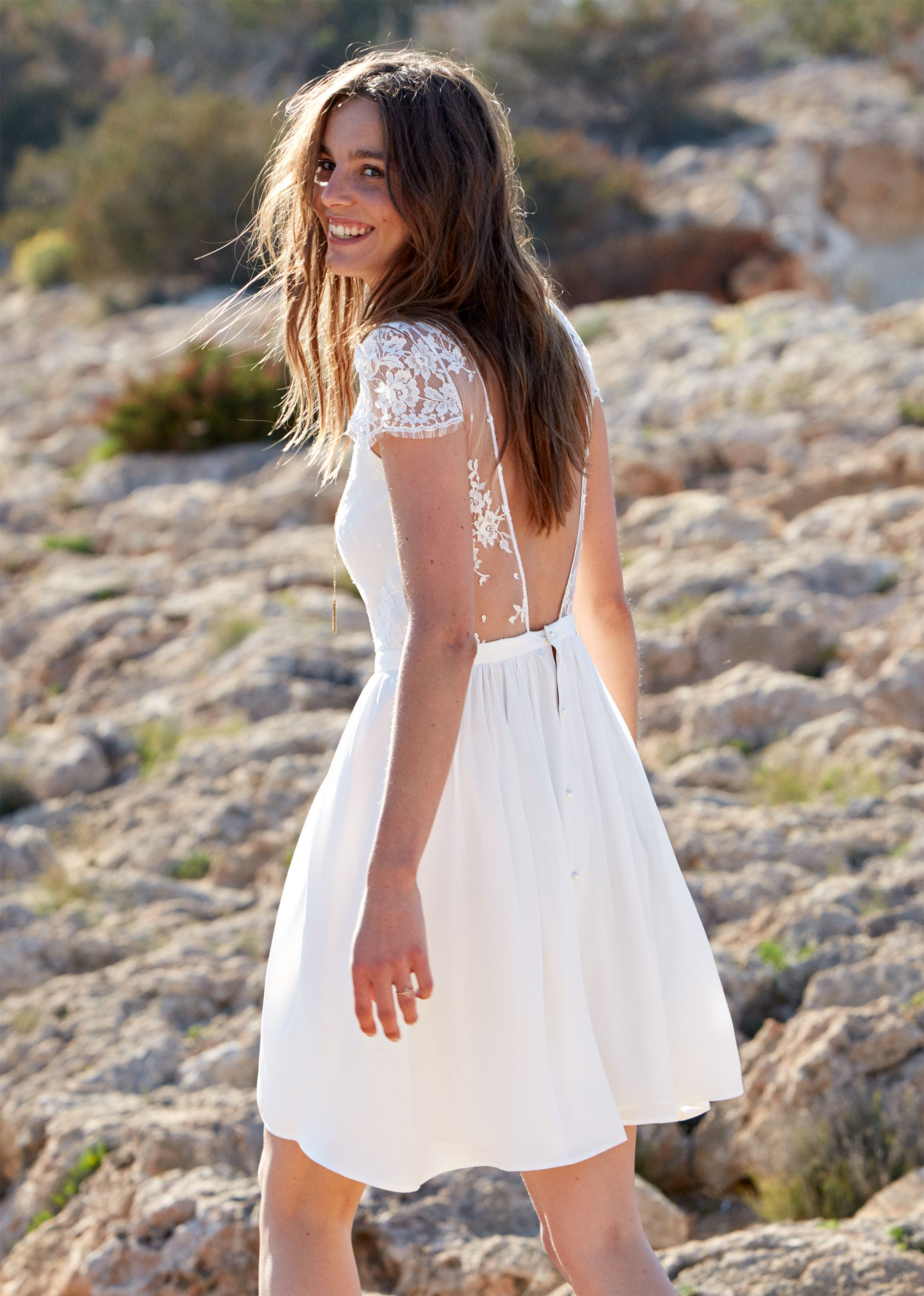 Camomille dress Laure de Sagazan x Sézane