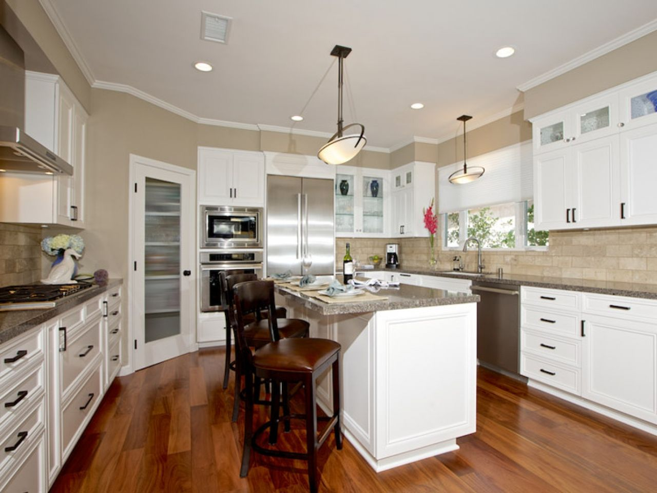 Awesome Kitchen Soffit Ideas With Kitchen Soffit Design