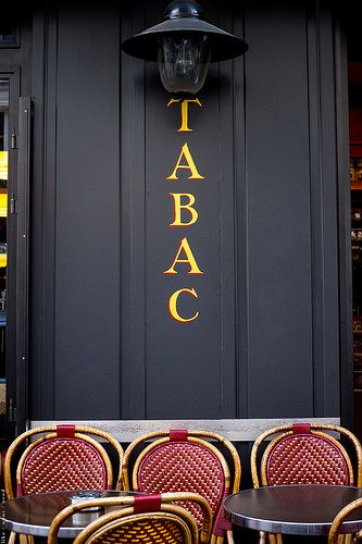 Tabac, Rue des Abbessess | da like / want / need
