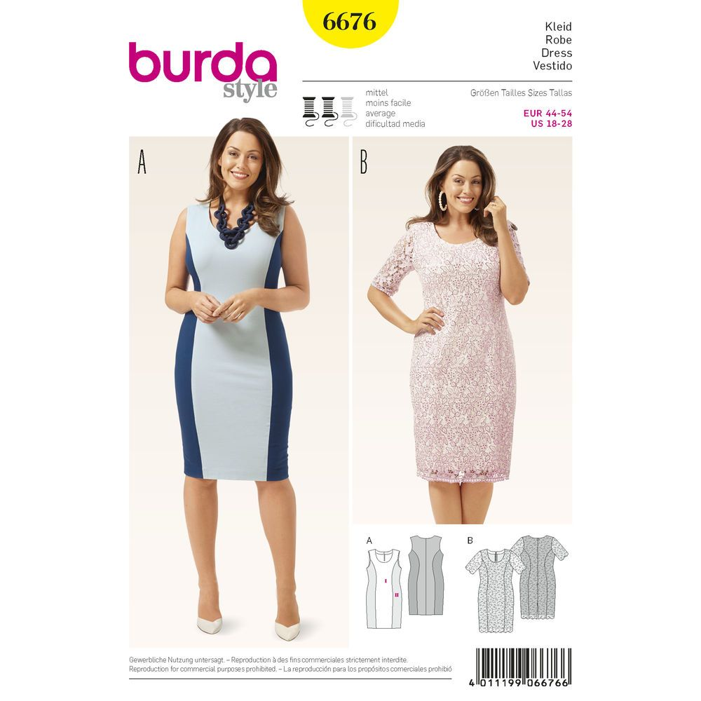 Women\'s Dress | Sewing | Pinterest | Costura, Ropa and Vestidos