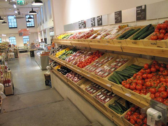 Marqt Fancy Supermarket