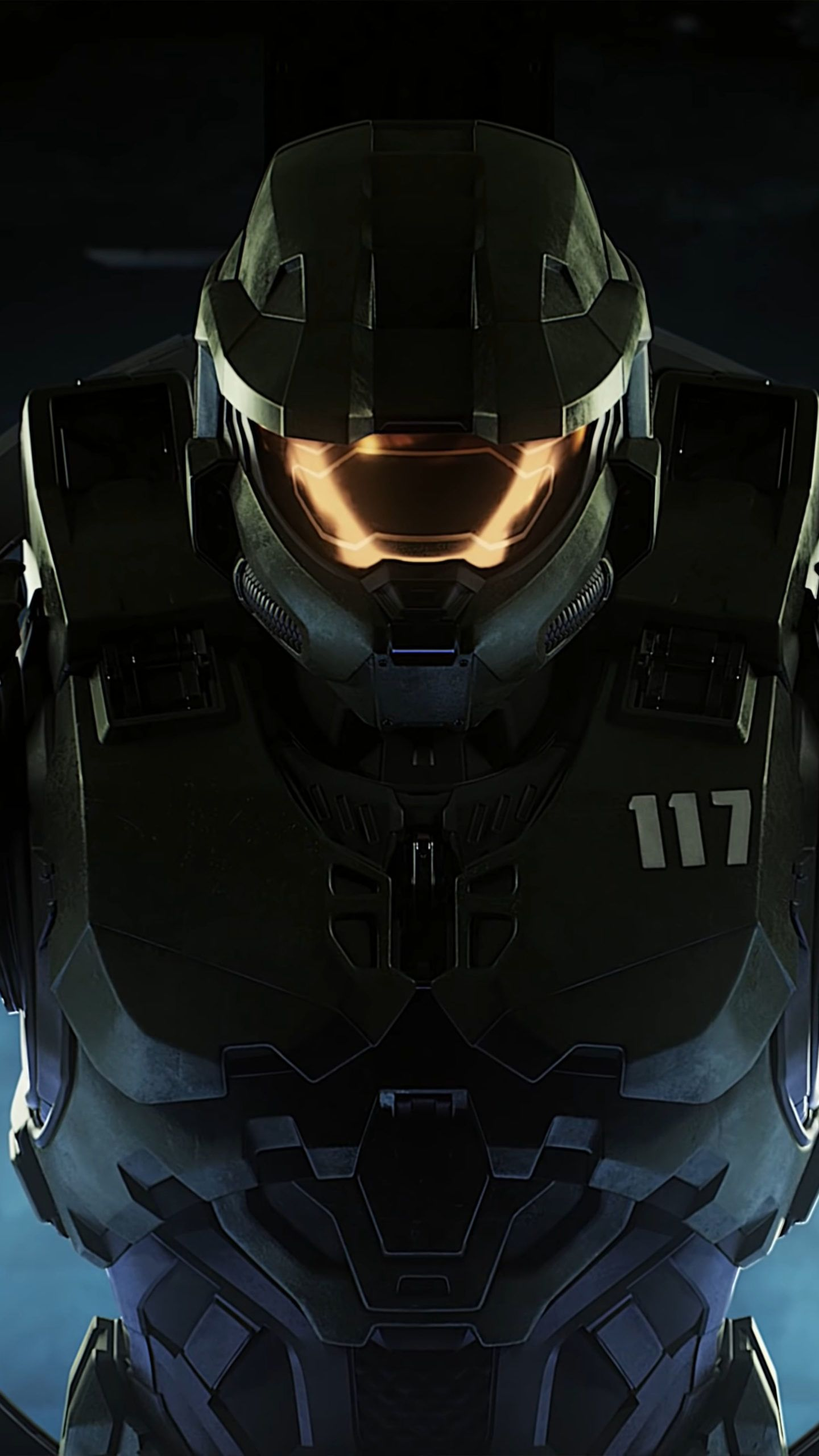 Halo Infinite 117 4k Ultra Hd Mobile Wallpaper In 2020 Halo Halo Game Wallpaper