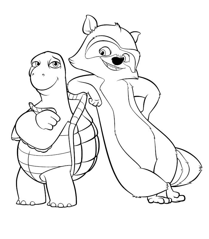 Over The Hedge Coloring Sheets Yahoo Image Search Results Lego