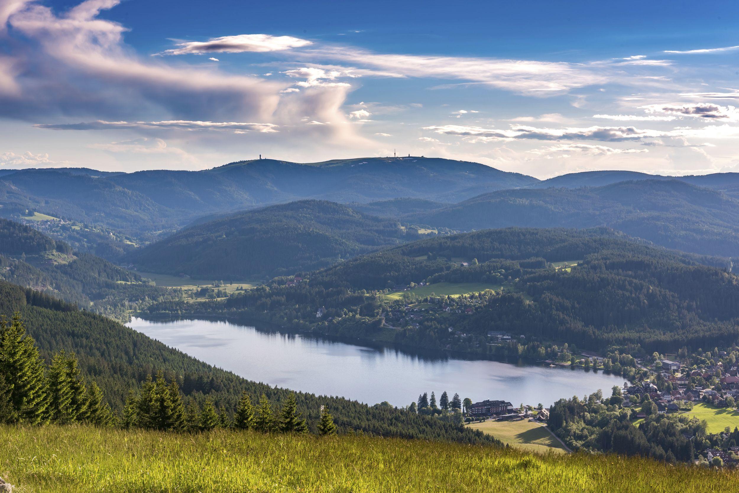 Titisee Neustadt Wetter Infos Zum Bekannten Urlaubsort Im Schwarzwald Titisee Schone Orte Schwarzwald