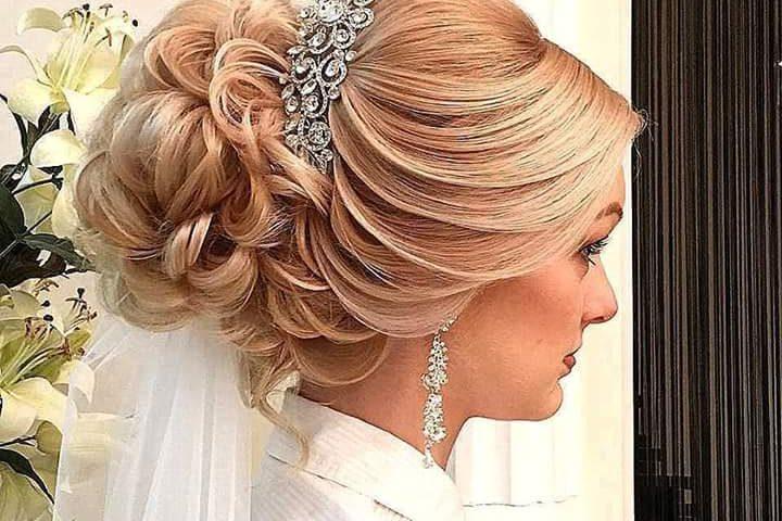 أحدث تسريحات شعر للعروس 2020 جديدة سيدات مصر Ear Cuff Earrings Ear