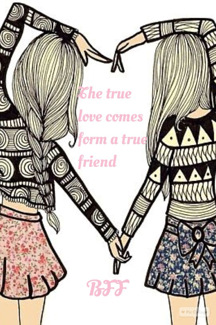 Cute quote of friendship